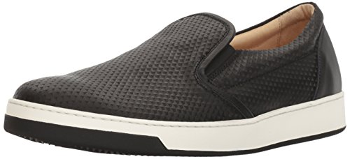 Bugatchi mens Potenza Sneaker Nero newest for sale free shipping best sale reliable cheap online clearance limited edition IFUvBbUW