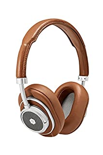 Master & Dynamic MW50+ Wireless Bluetooth 2-in-1 On/Over-Ear Headphones - Silver Metal/Brown Leather (B07DHSBRJW) | Amazon price tracker / tracking, Amazon price history charts, Amazon price watches, Amazon price drop alerts