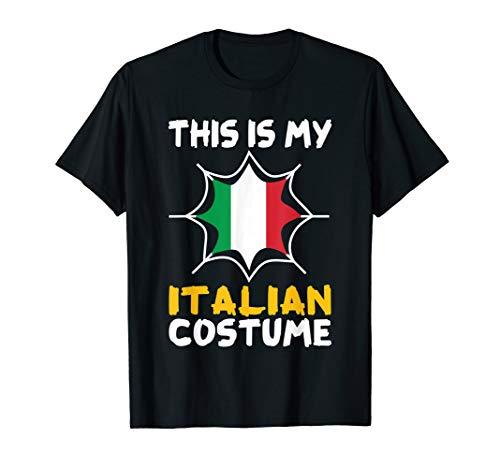(This Is My Italian Costume Halloween Patriot Italy)