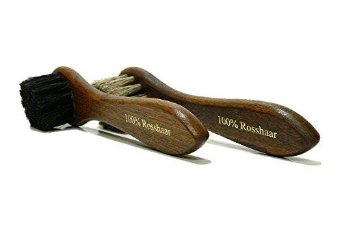 Valentino Garemi Shoe Polish Applicator Brush Set | for sale  Delivered anywhere in USA