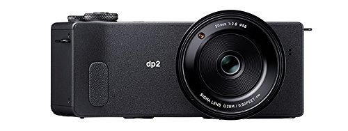 Sigma DP2 Quattro Fixed Prime Lens Camera
