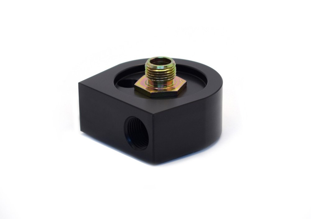 Canton Racing 22-566 Oil Input Adapter Universal Sandwich Style For 13//16-16, 2 5//8 , 1 Pack 2 5//8 Canton Racing Products