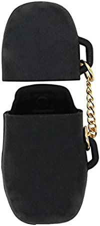SEGADEN Silicone Cover Protector Case Holder Skin Jacket Compatible with PORSCHE 3 Button Remote Key Fob CV2920 Deep Blue