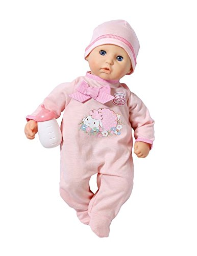 Zapf Creation 794463 - My First Baby Annabell mit Schlafaugen, rosa