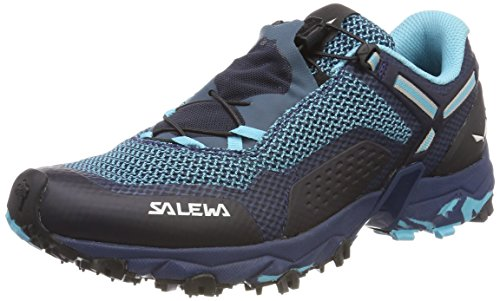 Salewa Femme de WS Bleu Poseidon 3395 Capri Basses Randonnée Train Ultra 2 Chaussures rSUrH