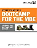 Mbe Bootcamp : Simulated Mbe: Questions and Answers, Emanuel, Steven, 0735597464