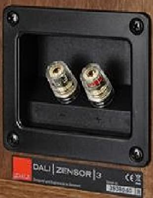 DALI - ZENSOR 3 - Bookshelf Speaker in Black Ash (pair) from Dali