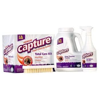 Amazon Com Capture Carpet Dry Cleaning Kit 100 Resolve