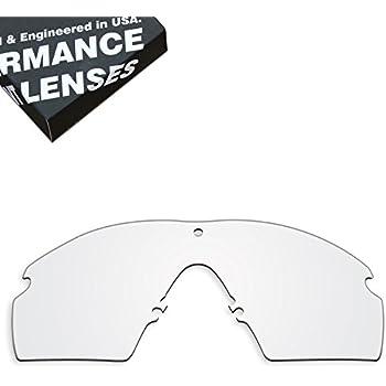 ToughAsNails Polarized Lens Replacement for Oakley Si Ballistic M ...