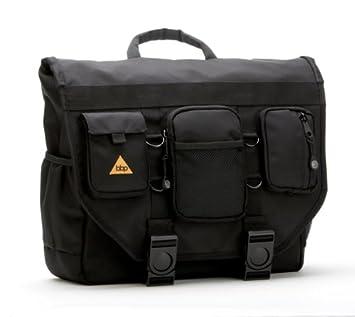 BBP Hamptons híbrida Bandolera Bolso/Mochila/ordenador portatil bolsa - Obsidiana Negro - XLarge: Amazon.es: Informática