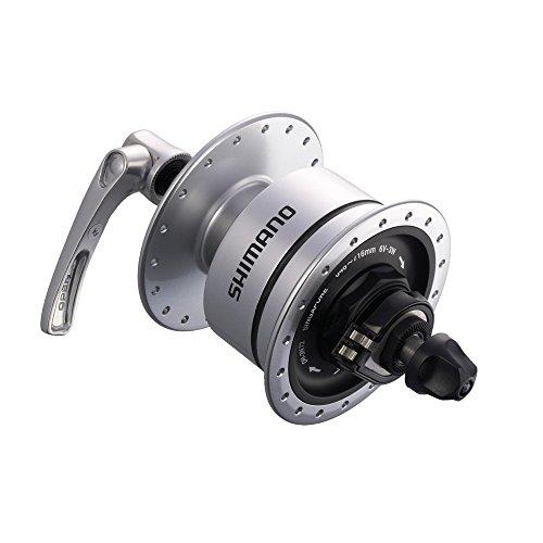 s Dynamo Rim BR QR Front Hub - Silver, 32 Hole ()
