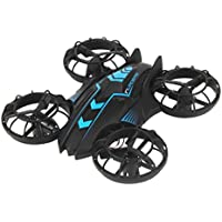 Gift For Xmas! Bestpriceam JXD Quadcopter with 0.3MP Camera 2.4G 4CH Mini RC Helicopter Altitude Hold Drone UFO, JXD 515V, Blue
