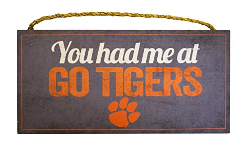 NCAA Clemson Tigers 12