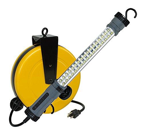 Alert Stamping 5050SM Pro-Lite 34 SMD LED Cord Reel Task Light ()