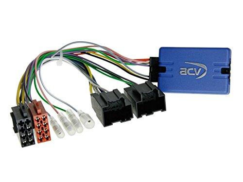 ACV 42 - SB 301 LFB Saab 9-3 2008 > Steering Wheel Remote Control Adapter for Pioneer,: