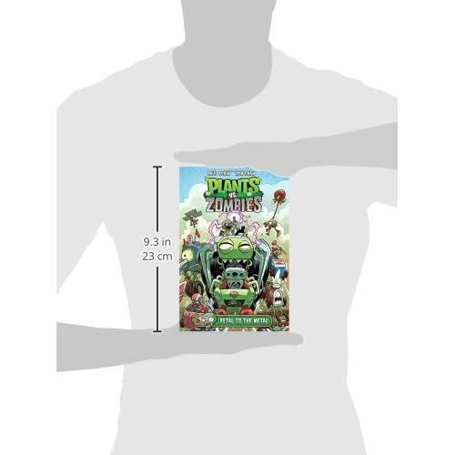 Plants vs  Zombies Volume 5: Petal to the Metal