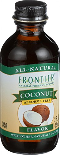 Frontier Herb Coconut Flavor - 2 oz