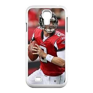 Atlanta Falcons Samsung Galaxy S4 9500 Cell Phone Case White ten2-507480