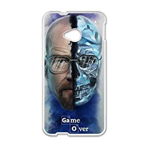 Happy Game Over Design Personalized Fashion High Quality Phone Case For HTC M7