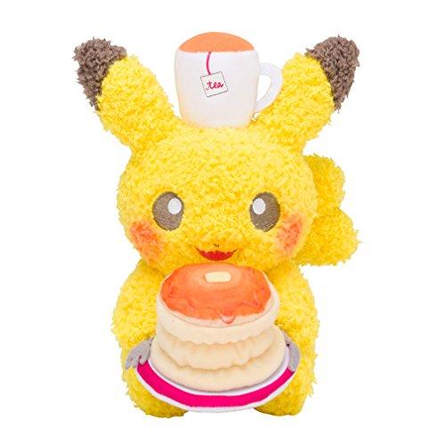 (Pokemon Center Original Plush Doll Pikachu Pokémon meets Karel Čapek [pancake])