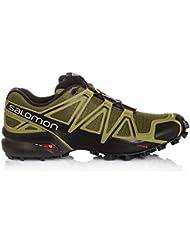 Salomon Mens Speedcross 4 Trail Runner