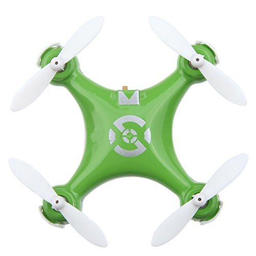 Cheerson CX-10 Mini 2.4G 4CH 6 Axis LED RC Quadcopter Toy (Best Cheerson Rc Quadcopters)