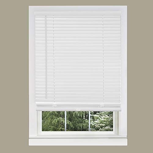 "Achim Home Furnishings Corded Morningstar 1"" Light Filtering Mini Blind"