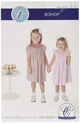 Children's Corner CC003L Bishop 3-6 Years Pattern