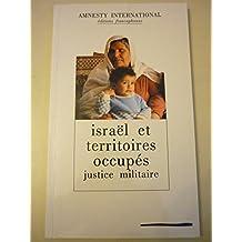 Israël et territoires occupés