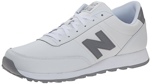 Classic Leather NB501 Steel Balance Mens Running Grey Collection New Shoe White Rqapn