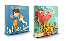 What If Everyone Was Nice?: (Children's book,Say Please, Doggy + The Angry Dragon Collection, Picture Books, Preschool Books, Ages 3-5, Baby Books, Kids Book, Bedtime Story)