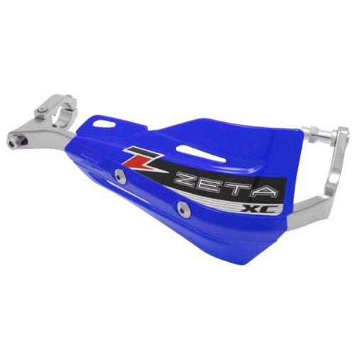 Amazon.com: Zeta XC Protector BLUE Hand Shields (Pair) for Armor Handguards: Automotive