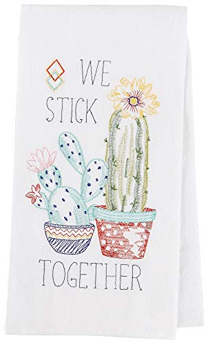 Cactus Garden Together Embroidered Kitchen product image