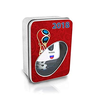 Plutus Luxury Soccer Gift 2.4G Wireless Mouse with USB Receiver Nano Portable Mobile Optical Barcelona Real Madrid Manchester United Chelsea PC Laptop Computer Football Fan Gift Durable Gaming