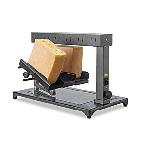 Raclette Melter SUPER for One or Two 1/2 Wheels of Cheese