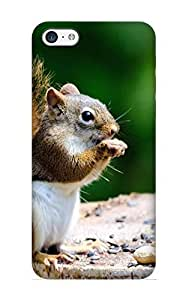 fashion case Case Provided For iphone 5s Protector case cover Animal LNgMZB4B7qp Squirrel cell phone Cover With Appearance