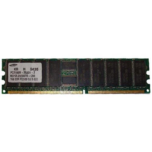 M312L2920BTS-CB0Q0 Samsung 1gb Ddr 266mhz Pc2100 184pins Cl2.5 Ecc Re