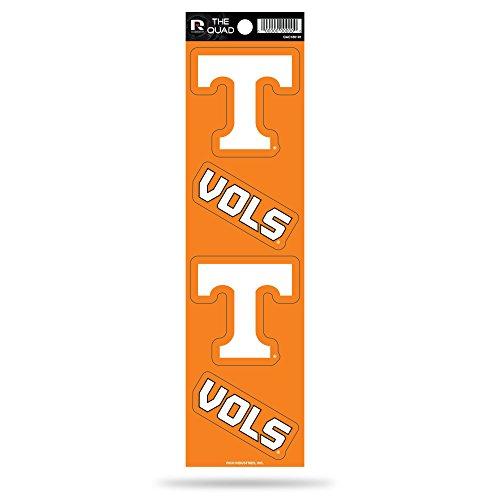 - Rico NCAA Tennessee Volunteers Quad Decal