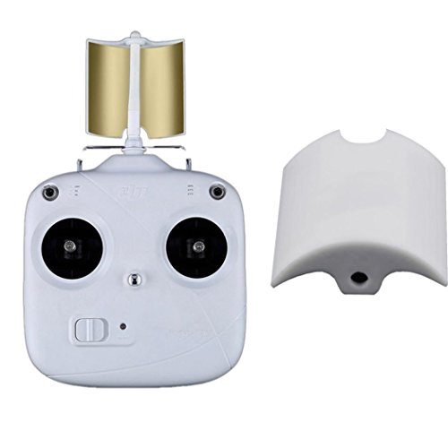 Digood Antenna Radio Signal Range Booster Extender Amplifier For Dji Phantom 3 Standard  Gold