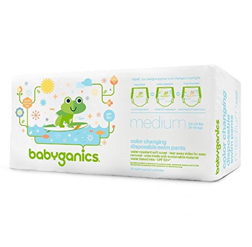 babyganics Color Changing Swim Diaper