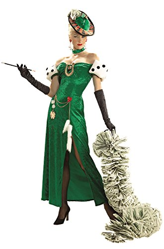 Rubie's Costume Lady Luck Costume, Large, Large ()