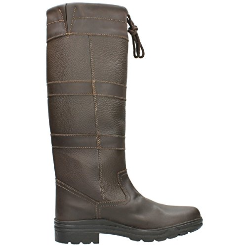Kensington Brown Boot Long Horka Horka Long wq1TPIpq