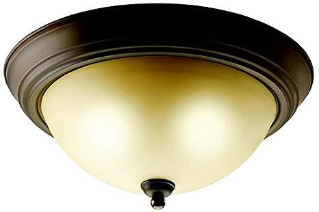 Amazon.com: Lámpara de techo de 3 luces, 180 watts ...