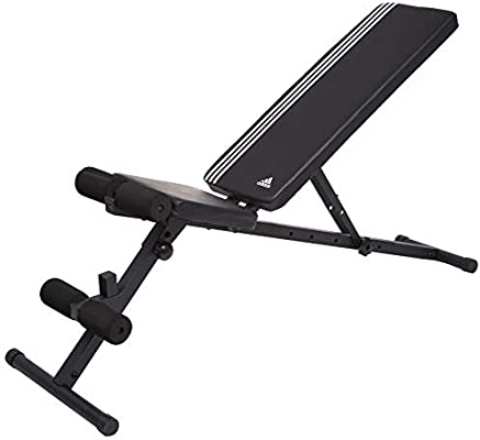 adidas Essential Utility Bench, 1 Size: Buy Online at Best