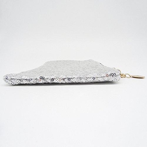 Pochette Pochette pour silver Pochette pour TOOKY silver femme TOOKY TOOKY pour femme femme Ax4wqqR