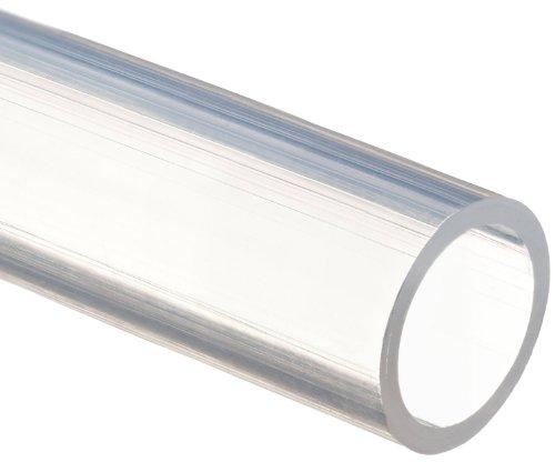 Polyurethane Metric Tubing, 8 mm OD, 5 mm ID, 20 m Length, Clear