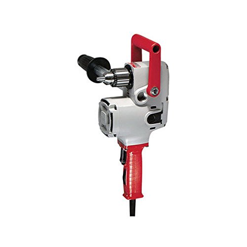 (Milwaukee 1676-6 Hole Hawg 7.5 Amp 1/2-Inch Joist and Stud Drill (includes case))