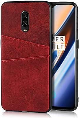 SWMGO® Firmeza y Flexibilidad Smartphone Funda Carcasa Case Cover Caso para OnePlus 6T(3): Amazon.es: Electrónica