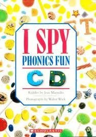 I Spy Phonics Fun: Letters C & D (I Spy Phonics Fun)