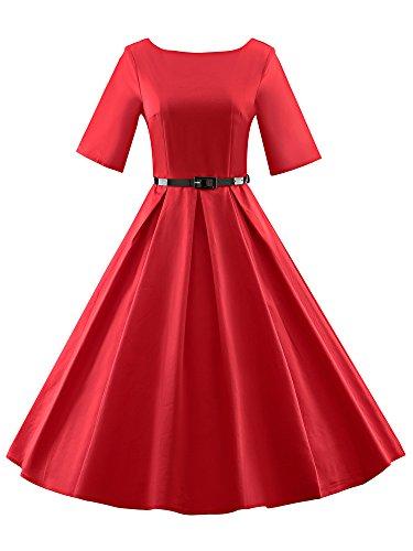 50s dress patterns plus size - 4